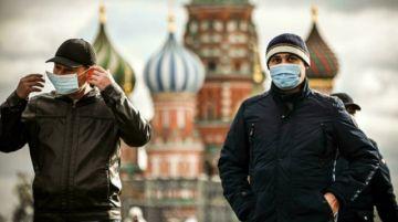 Putin decreta una semana no laborable e insta a vacunarse contra el coronavirus