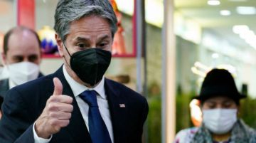 Blinken promete que EEUU dejará de centrarse solo en ayuda militar en Latinoamérica