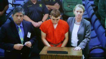 Autor de tiroteo en un instituto de Florida se declara culpable de 17 asesinatos
