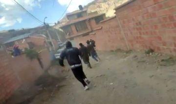 Policía interviene velorio para investigar la muerte de una mujer; hubo resistencia