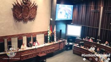 Legisladores de CC exigen al presidente del Senado se disculpe por negar reconocimiento a La Paz