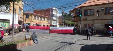Trabajadores de Sepsa bloquean las calles