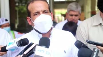 "Gobernador Camacho pide a Arce escuchar a indígenas: ""Debe gobernar para todos, no para unos cuantos"""