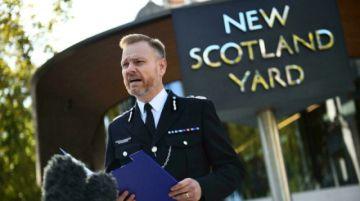 Sospechoso del ataque a un diputado británico es acusado de asesinato y preparación de actos terroristas