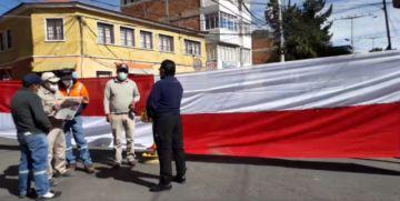 Así inicia el paro cívico en Potosí