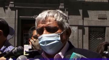 Alcalde Arias pide al Gobierno evitar la protesta y el enfrentamiento y abrogar la Ley 1386