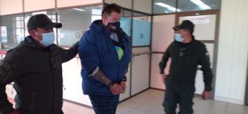 Juez dispone traslado de Yassir Molina a Oruro