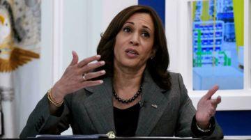 La vicepresidenta de EEUU visitará Francia a mediados de noviembre
