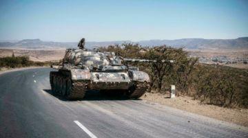El ejército de Etiopía ataca por cuarto día la capital de Tigré