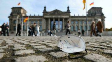 Alemania, vigilante ante el aumento de casos de covid-19