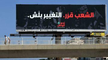 Dos años después de las protestas, la oposición libanesa confía en las elecciones