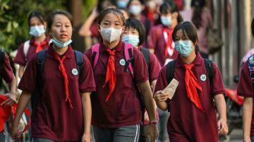 China promulga una ley para reducir las tareas escolares