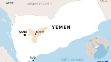 La coalición saudita afirma que mató a 264 rebeldes hutíes en Yemen en tres días