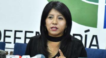 Reportan que el MAS en el Legislativo posterga elección del nuevo Defensor del Pueblo hasta el próximo año