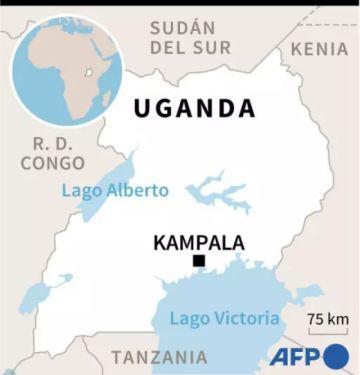 """La explosión que causó un muerto en Uganda es un """"acto terrorista"""", según el presidente"""