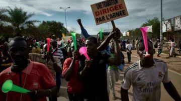Una década de golpes de Estado en África