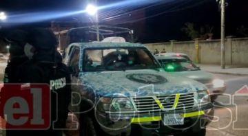 Así trasladaron a Yassir Molina a Oruro