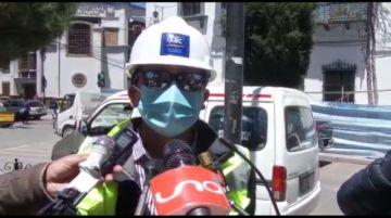 ABC afirma que buscan dar continuidad con obras, ante paro cívico en Tupiza