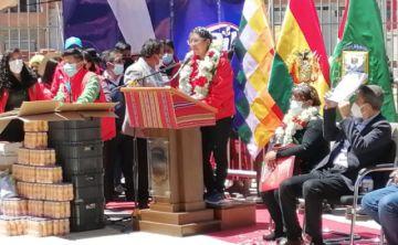 Inician el pago del bono PMADI para niños de nivel inicial en El Alto
