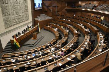 La gestión legislativa 2020-2021 concluye el 3 de noviembre y alistan evaluación