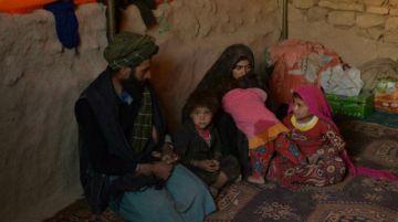 Familias del oeste de Afganistán venden a sus hijas para no morir de hambre