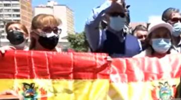 Cívicos rechazan reglamentación y anuncian marchas para la abrogación de la ley 1386