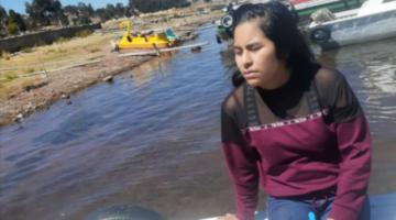 Aprehenden a tres policías y dos civiles por la muerte en celda policial de María Fernanda