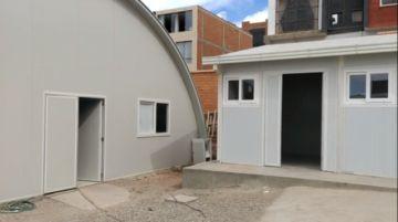 El hospital móvil de la CNS tendrá ambientes para terapia intermedia