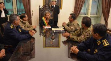 Imputación de la Fiscalía en caso 'golpe II' habla de 'investidura irregular', 'supuesta presidenta' y 'premeditado plan'