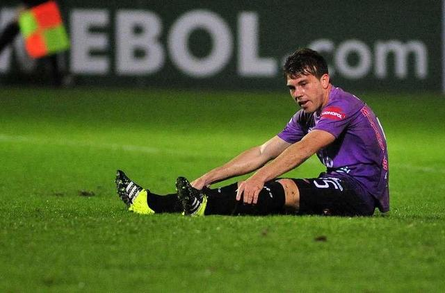 Real es goleado y tiene un pie fuera de la Sudamericana