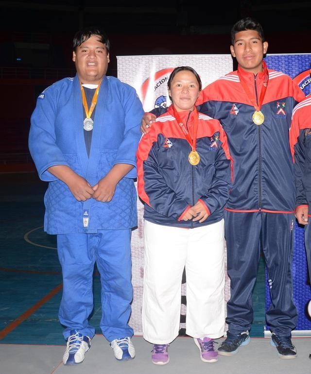 Tres potosinos son parte de la selección nacional de judo