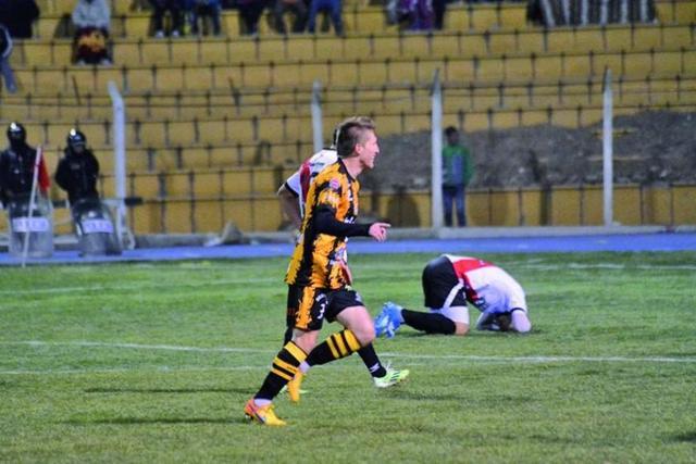 El Tigre gana y deja mal herido a Nacional