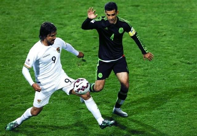 Martins se suma a Raldes y renuncia a la Selección nacional