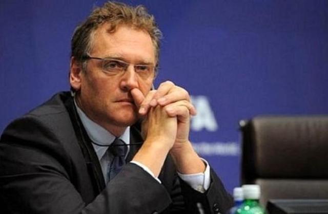 FIFA destituye a Jérôme Valcke, su secretario general
