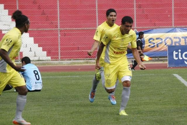 Sport Boys logra una victoria con el último suspiro en Tarija