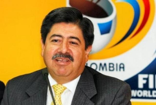 Medios afirman que el presidente de Federación Colombiana de Fútbol renunció al cargo