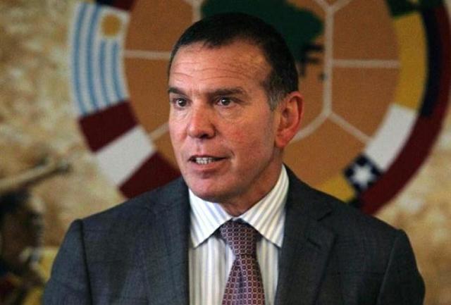 Presidente de Conmebol, Juan Ángel Napout, acepta extradición a EEUU