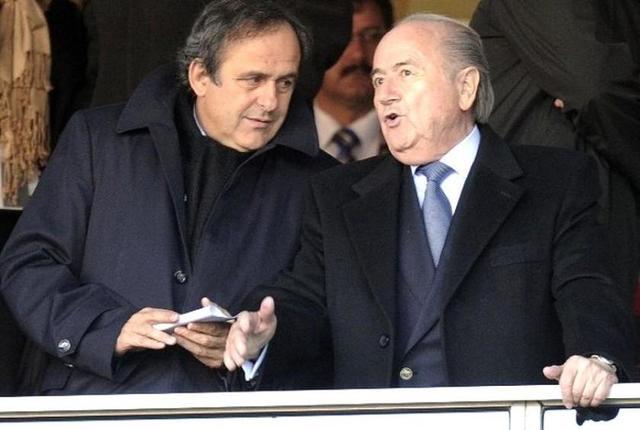 Comité de Ética de la FIFA sanciona a Blatter y Platini con ocho años