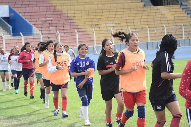 Potosí buscará su sexta victoria del torneo