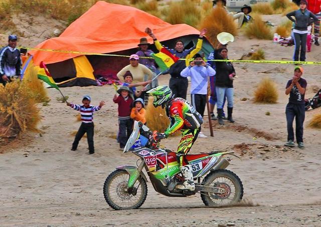 Gobierno garantiza el rali Dakar por Bolivia en 2017