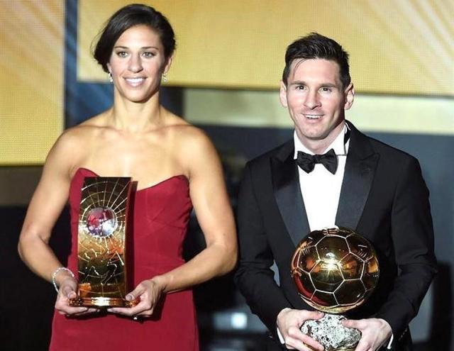 El argentino Leo Messi consigue su quinto Balón de Oro