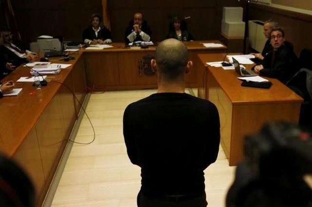 Mascherano acepta un año de cárcel por fraude y pide sustituirla por multa