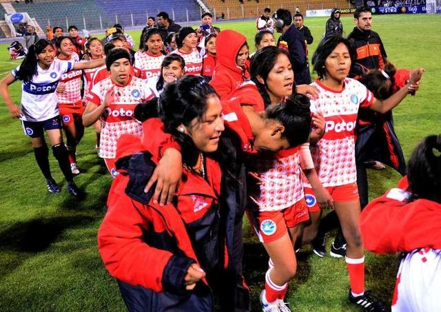 Selección potosina logra un histórico triunfo
