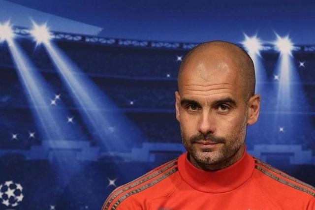 Guardiola ficha por el Manchester City y reemplazará a Pellegrini