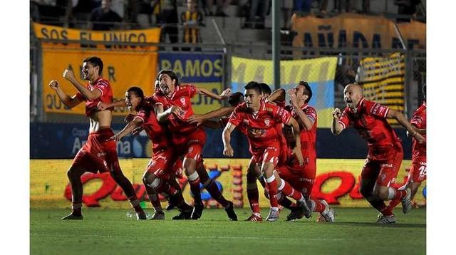 Huracán-Caracas abren la Copa