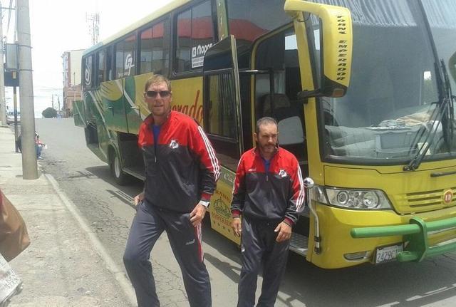 Liga: Nacional Potosí viaja a Yacuiba en busca de unidades