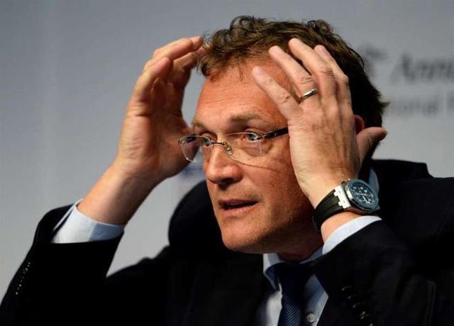 La FIFA suspende a Valcke por 12 años