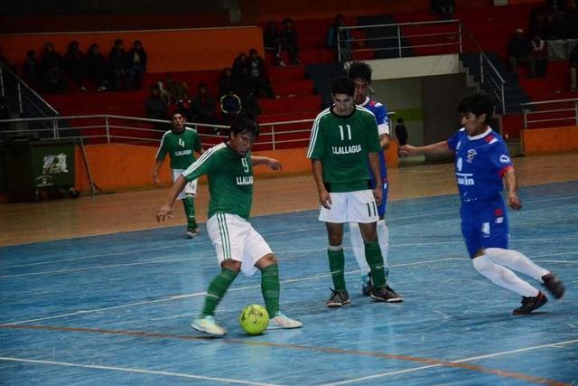Potosí avanza a paso firme en el torneo de la Dimafusa