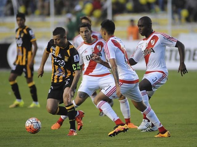 El Tigre araña un empate en el final frente a River Plate