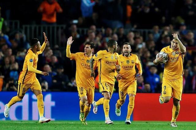 Barcelona vence al Atlético de Madrid